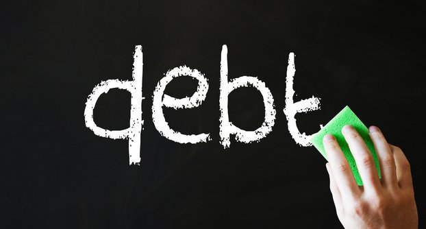 clear debt
