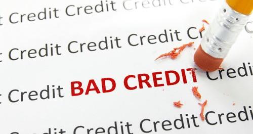 fix bad credit report