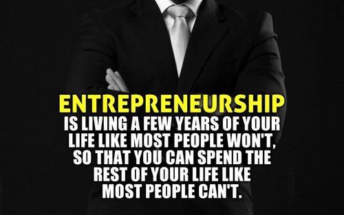 what is entrepreneur