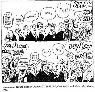 stock market irrational