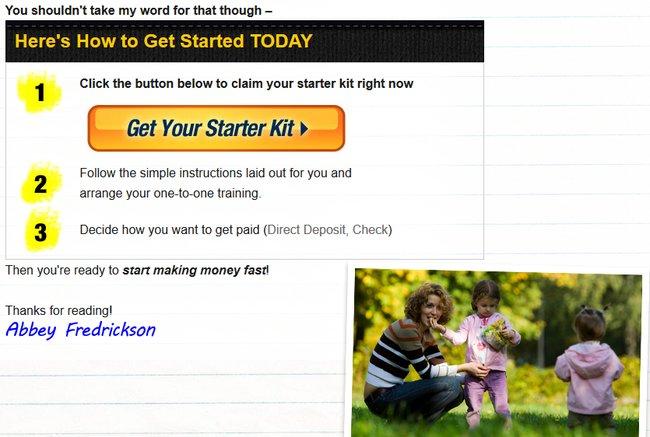 abbey blog scam