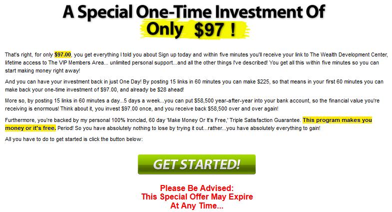 secure home profits scam