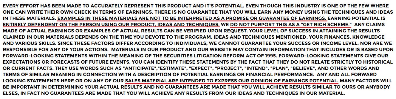 the aussie method scam