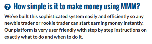 How does an alternative trading system work