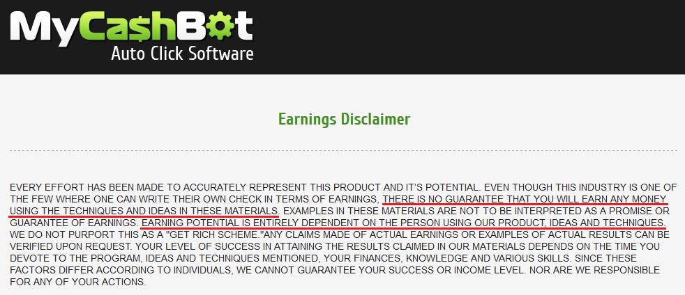 my cash bot scam