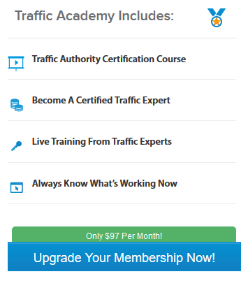traffic authority traffic academy