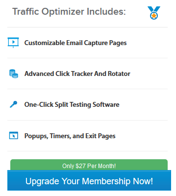 traffic authority traffic optimizer