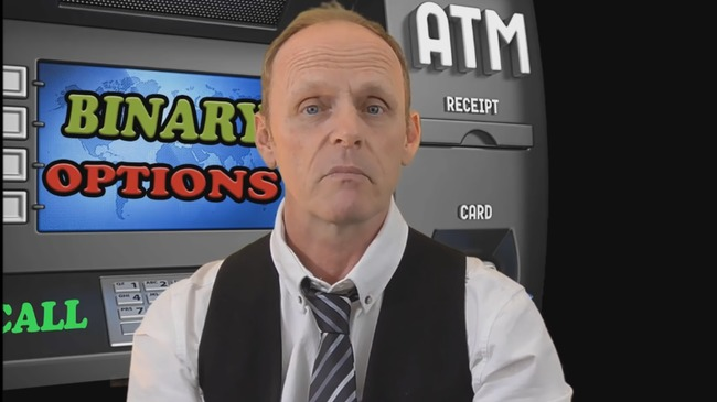 binary options atm scam investment