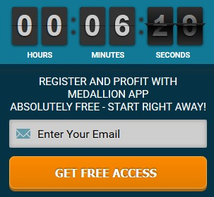 medallion app scam