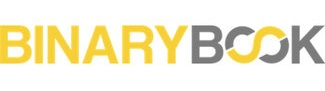 binary book logo
