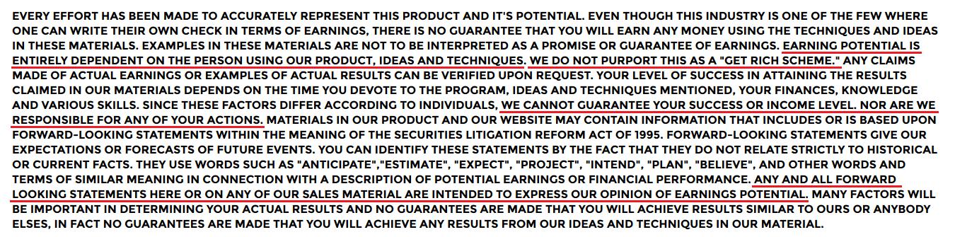 binary secret scam