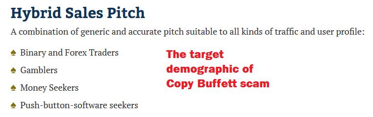 copy buffett scam