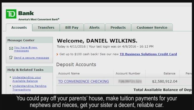 lie detector millionaire scam