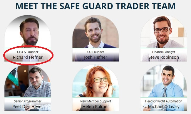 safeguard trader review scam