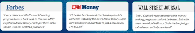mobile binary code scam review