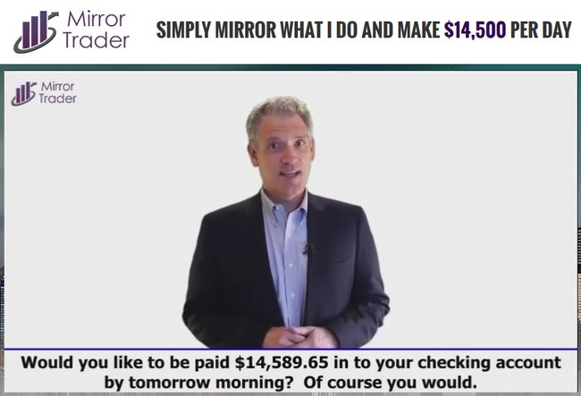 mirror trader scam review