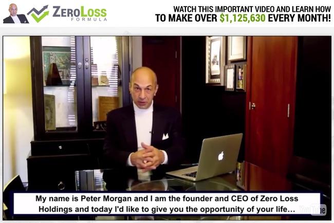 zero loss formula homepage