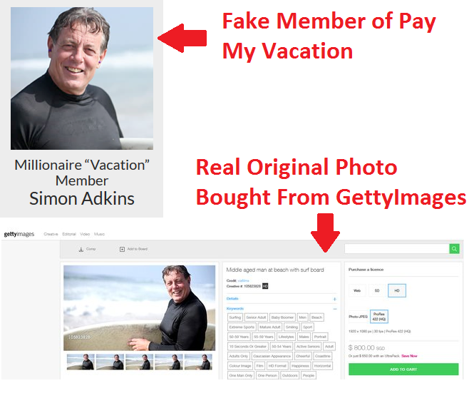 pay my vacation scam review