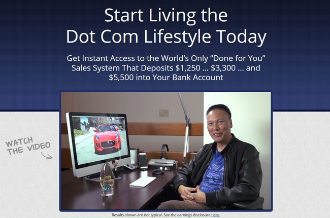 ultimate dot com lifestyle review