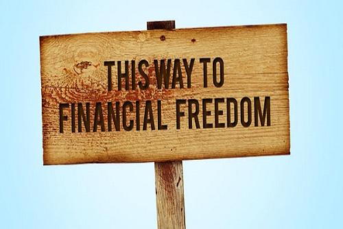 achieve financial freedom