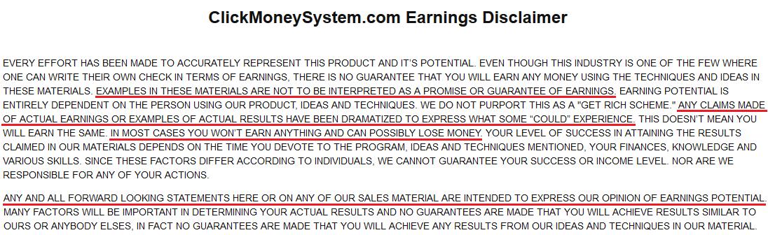 click money system scam review