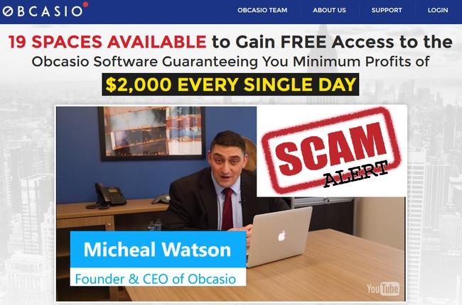 obcasio scam review