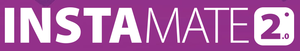 instamate logo