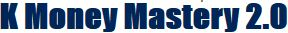 k money mastery logo