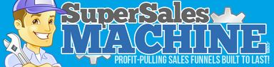 super sales machine review logo