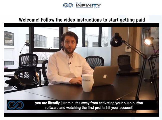 infinity app review