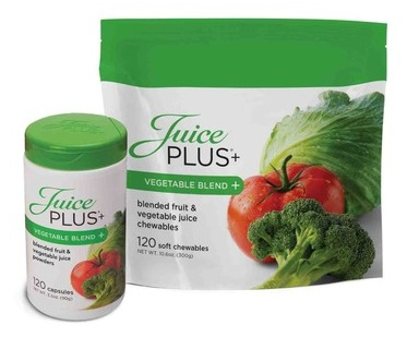 juice plus vegetable blend