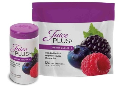 juice plus berry blend