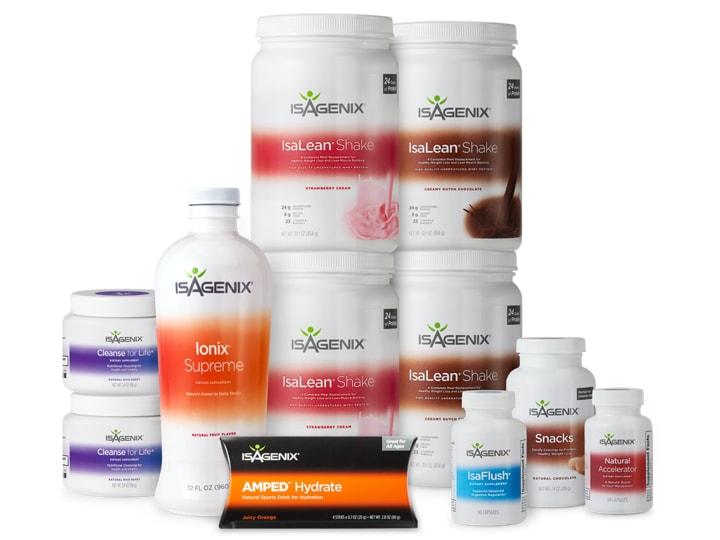 isagenix 30 day system