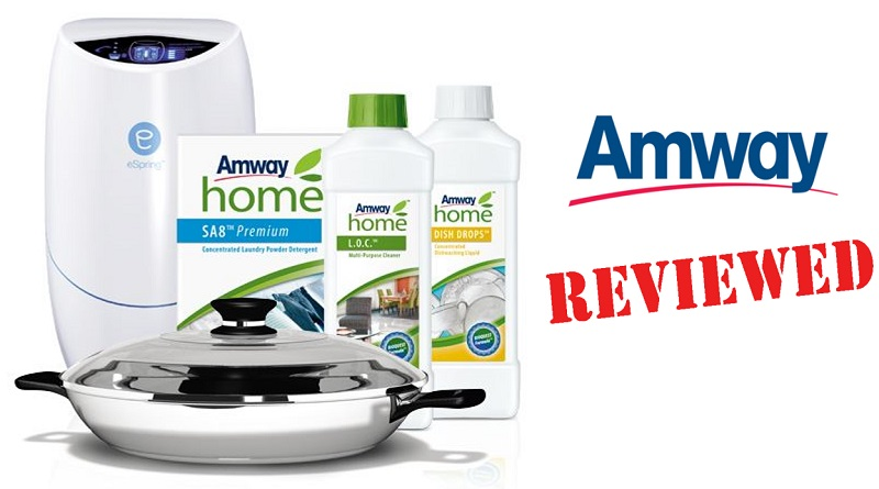 amway review main